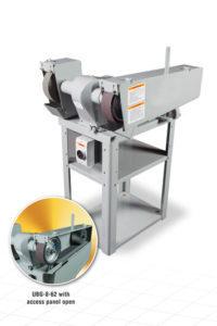 belt grinder polishing and buffing lathes