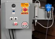 control panels standard-semi-automatic